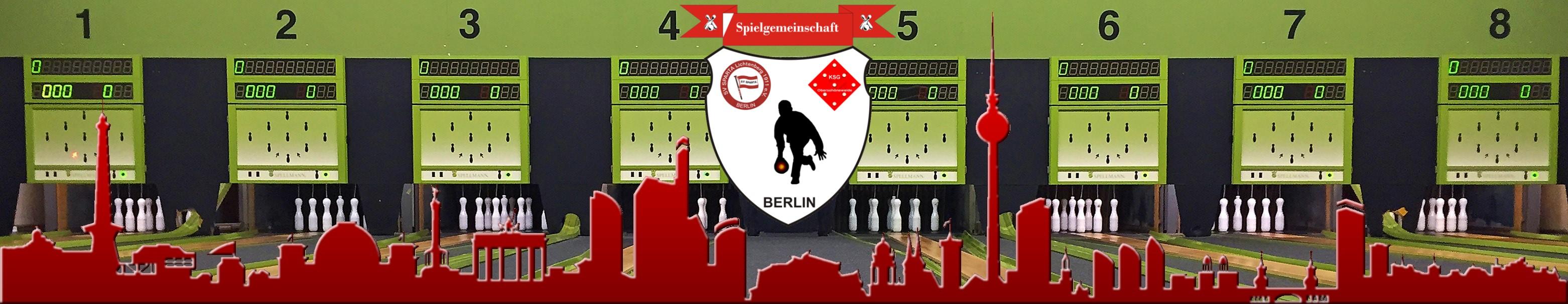 SV Sparta Lichtenberg 1911 e.V. - Abteilung Kegeln